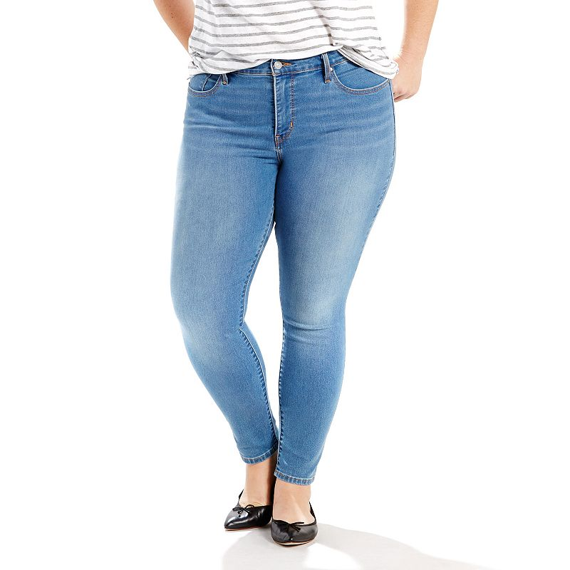 Plus Size Levi's 310 Shaping Super Skinny Jeans