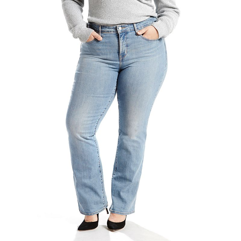 Plus Size Levi's 315 Shaping Bootcut Jeans