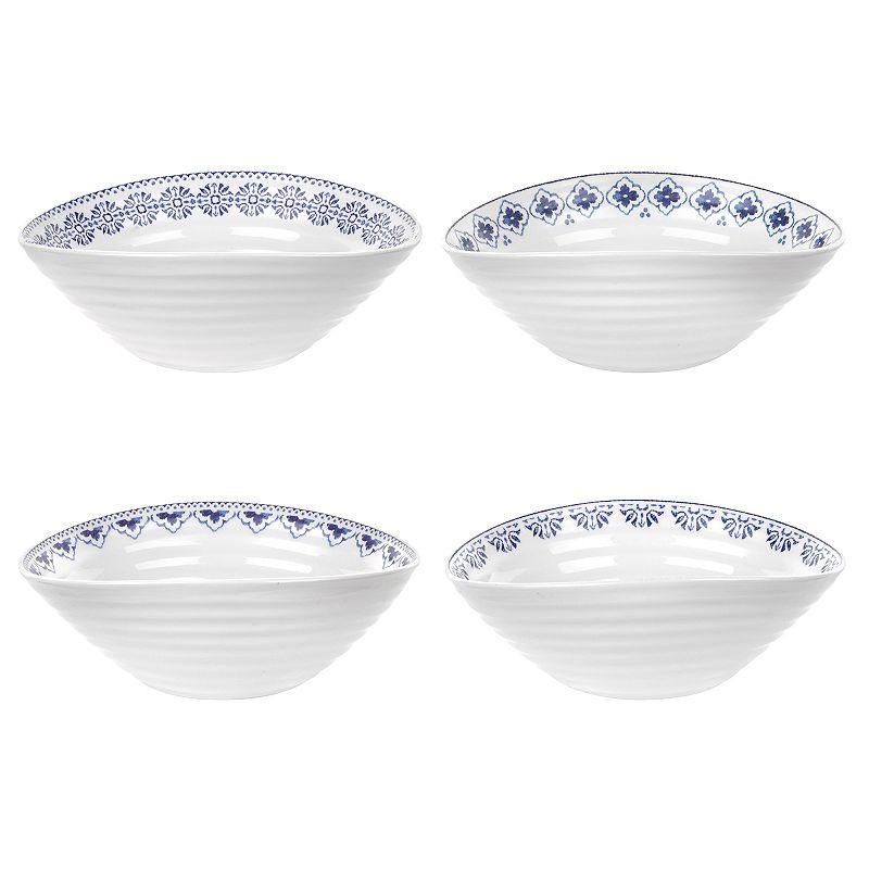 Portmeirion Sophie Conran 4-pc. Cereal Bowl Set