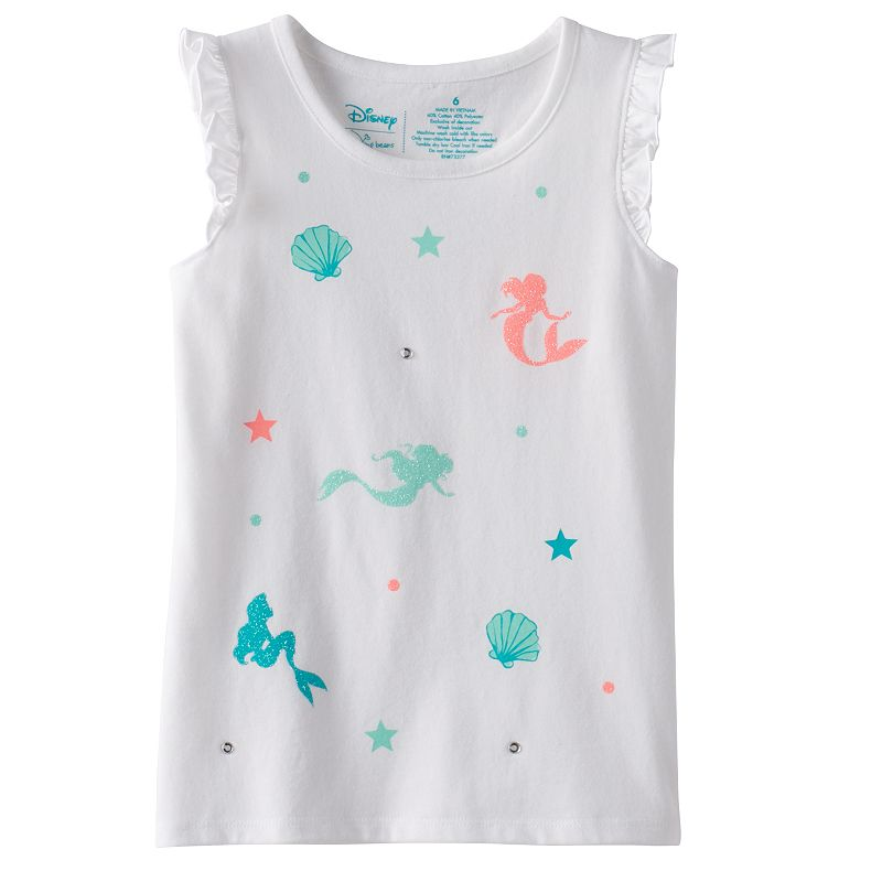 Disney's The Little Mermaid Toddler Girl Ruffle Tank by Jumping Beans®