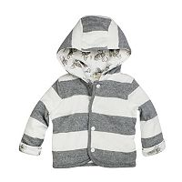 Burt's Bees Baby Reversible Hooded Jacket