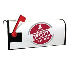 Alabama Crimson Tide Magnetic Mailbox Cover by
