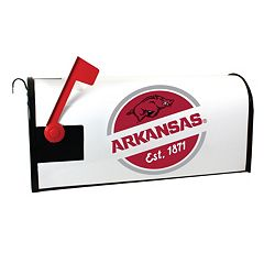 Arkansas Razorbacks Magnetic Mailbox Cover by