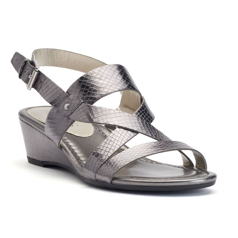 Chaps Reesa Women's Wedge Sandals