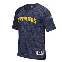 Men's adidas Cleveland Cavaliers On Court Shooter Tee