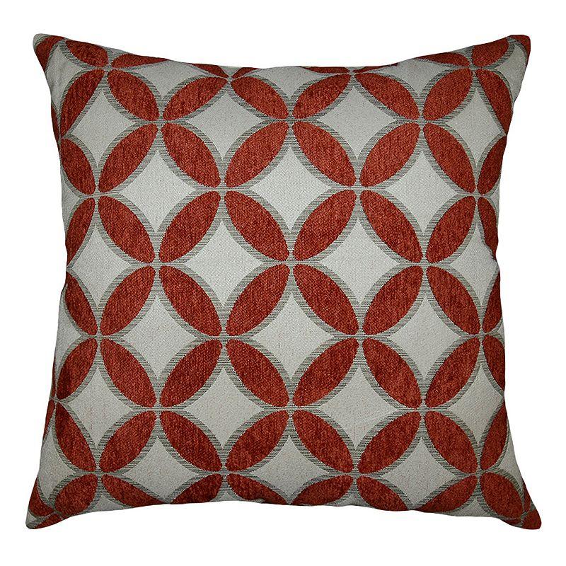 Spencer Rowen Sphere Geometric Throw Pillow