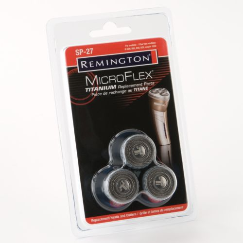 Remington MicroFlex SP-27 Shaver Replacement Heads and Cutters
