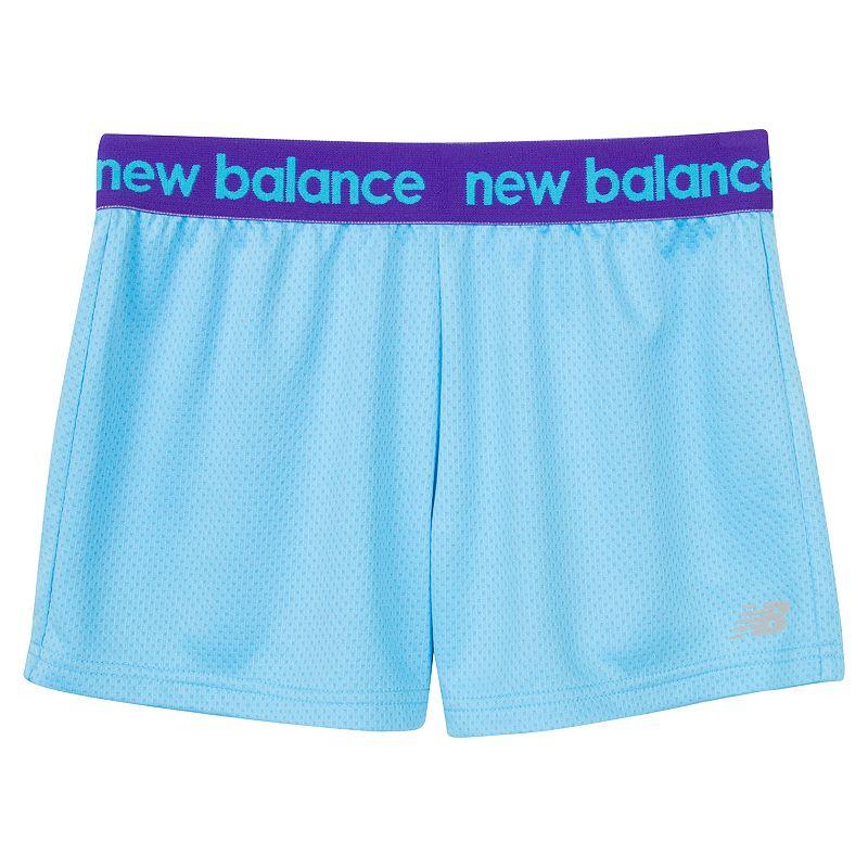 Girls 7-16 New Balance Performance Core Shorts