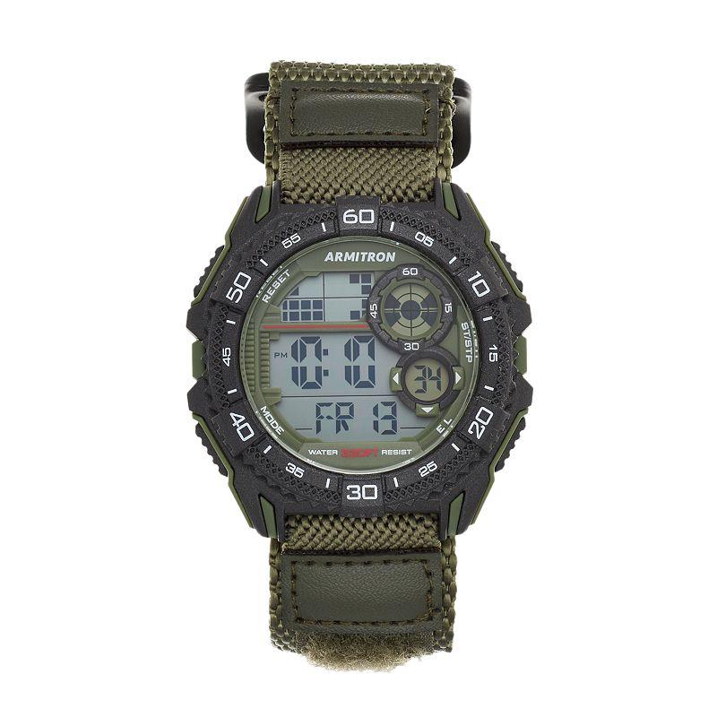 armitron dual time 1 100s chrono manual