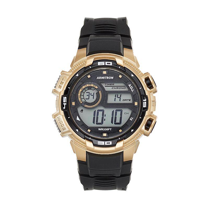 Armitron Men's Sport Digital Chronograph Watch - 40/8347BGD