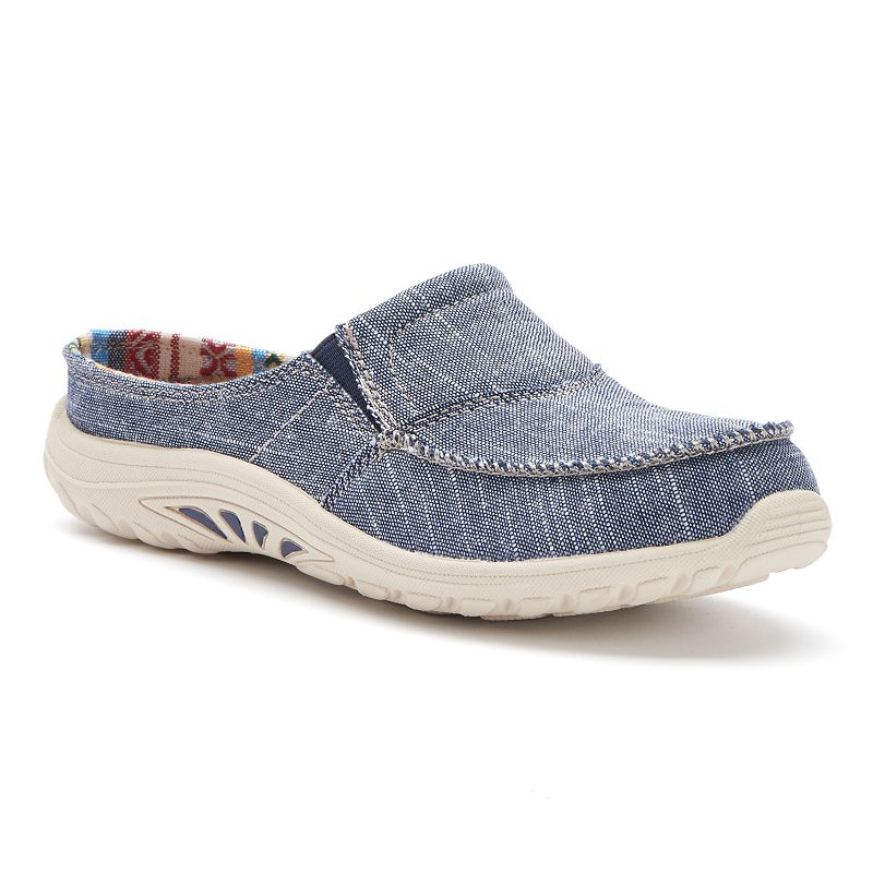 Skechers Relaxed Fit Reggae Fest Rebel Women's Slip-On Clogs