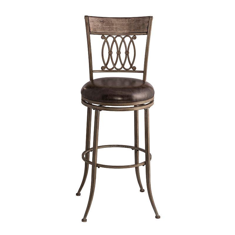 Hillsdale Furniture Abilene Swivel Bar Stool