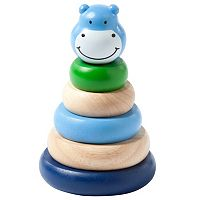 giggle Wood Stacker Toy