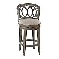 Hillsdale Furniture Adelyn Swivel Bar Stool