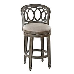Hillsdale Furniture Adelyn Swivel Bar Stool by