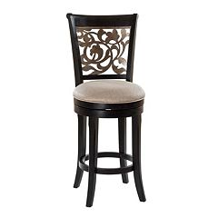 Hillsdale Furniture Bennington Swivel Bar Stool by