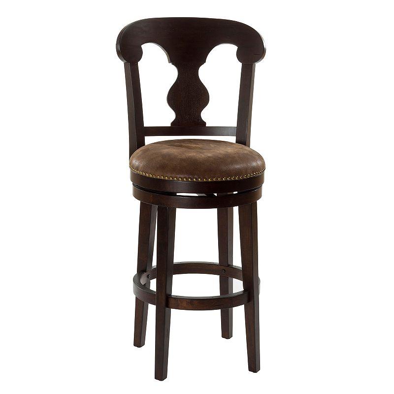 Hillsdale Furniture Burkard Swivel Bar Stool