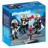Playmobil Fire Rescue Crew Playset - 5366