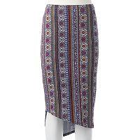 Women's Loramendi Asymmetrical Skirt