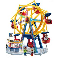 Playmobil Ferris Wheel with Lights Playset - 5552