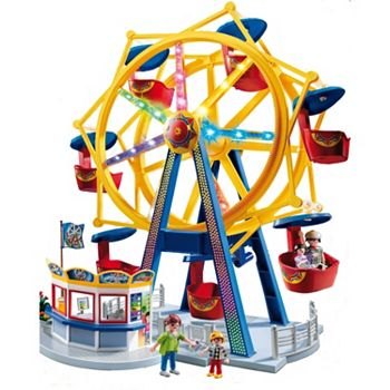 PLAYMOBIL Ferris Wheel w/Lights