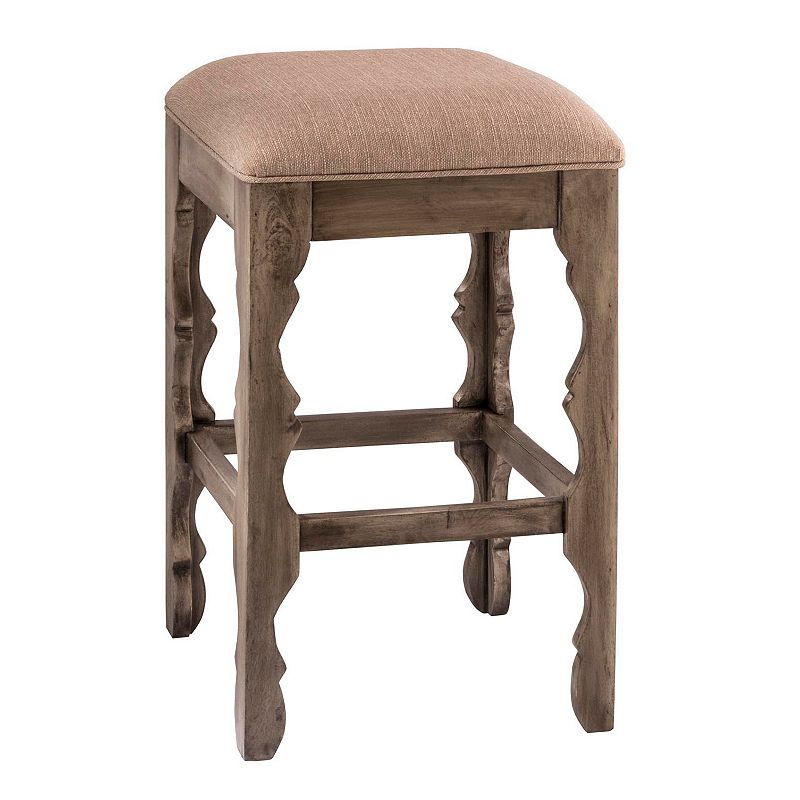 Hillsdale Furniture Carrara Backless Counter Stool