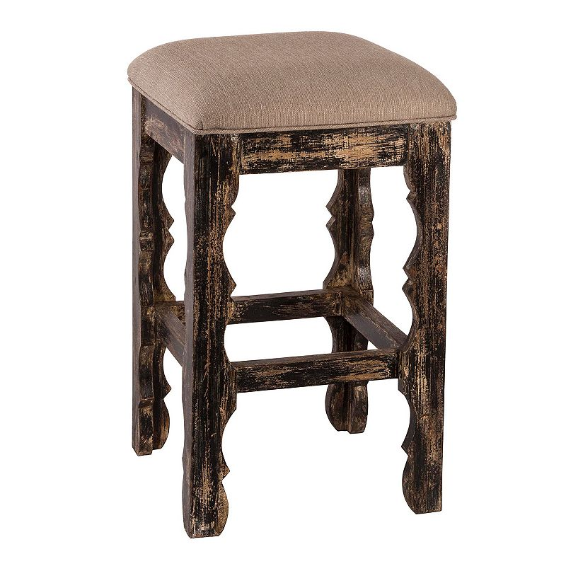 Hillsdale Furniture Carrara Backless Bar Stool