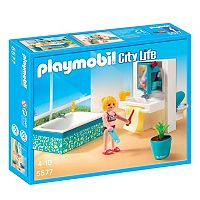 Playmobil Modern Bathroom Playset - 5577