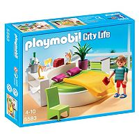 Playmobil Modern Bedroom Playset - 5583