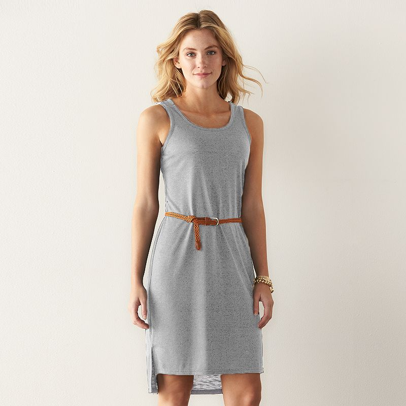 Women's SONOMA Goods for Life™ Midi Tank Dress