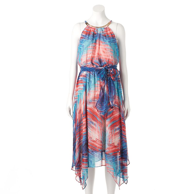 Women's Chaya Abstract Blouson Dress