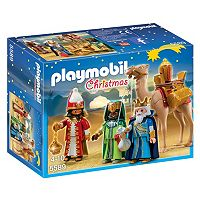 Playmobil Christmas Three Wise Kings Playset - 5589