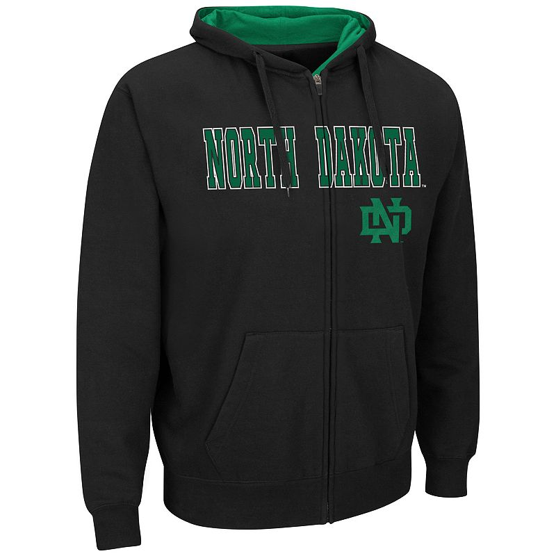 Men's Campus Heritage North Dakota Core Fleece Hoodie
