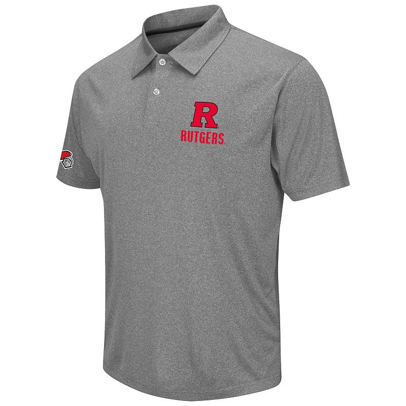 Men's Campus Heritage Rutgers Scarlet Knights Championship Polo