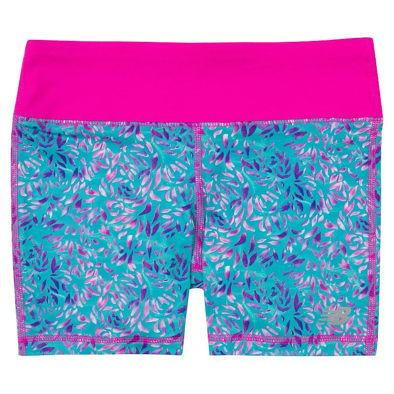 Girls 7-16 New Balance Performance Bike Shorts