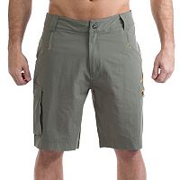 Men's Avalanche Eagleton Classic-Fit Ripstop Active Shorts