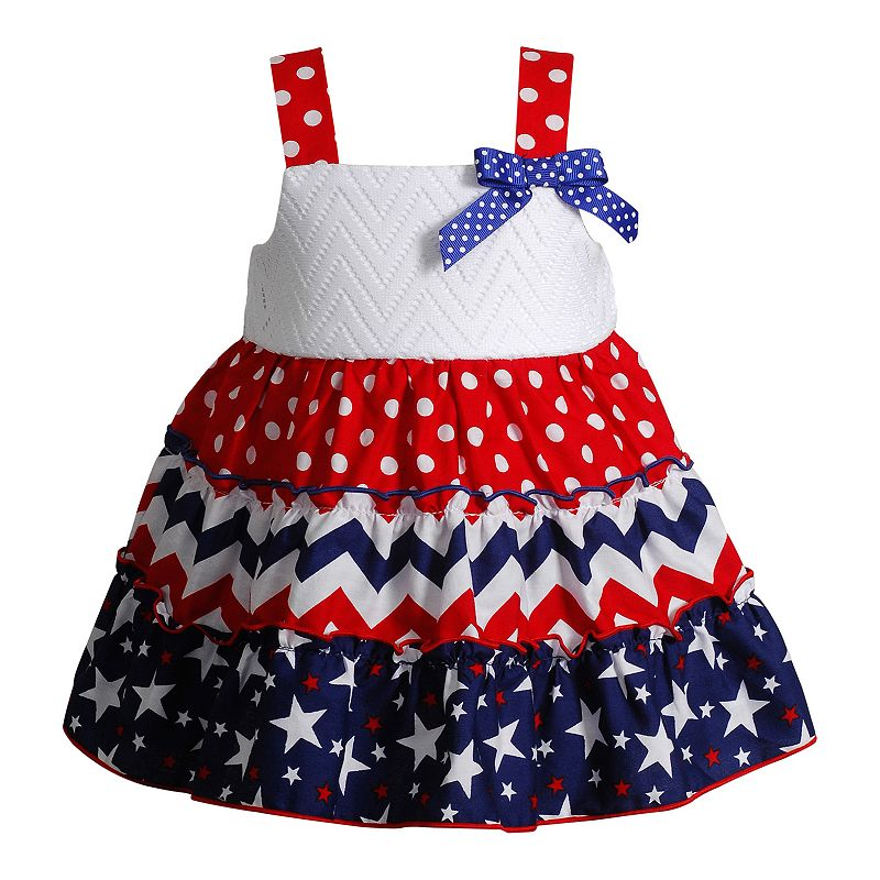 Baby Girl Youngland Patriotic Sundress