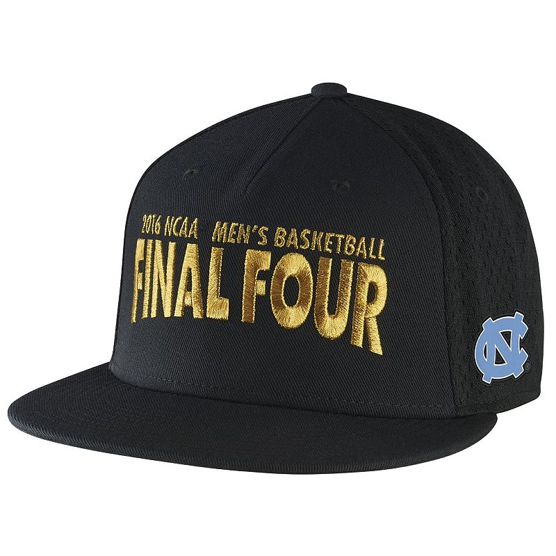 Adult Nike North Carolina Tar Heels 2016 Men's Basketball Regional Champions Locker Room Cap