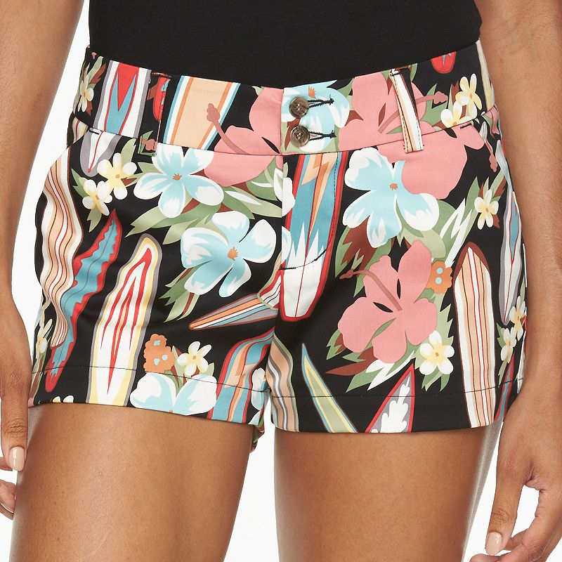 Women's Loudmouth Golf Pipeline Mini Shorts