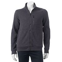 Men's Apt. 9® Modern-Fit Raglan Slubbed Full-Zip Jacket