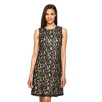 Women's Scarlett Lace Shift Dress