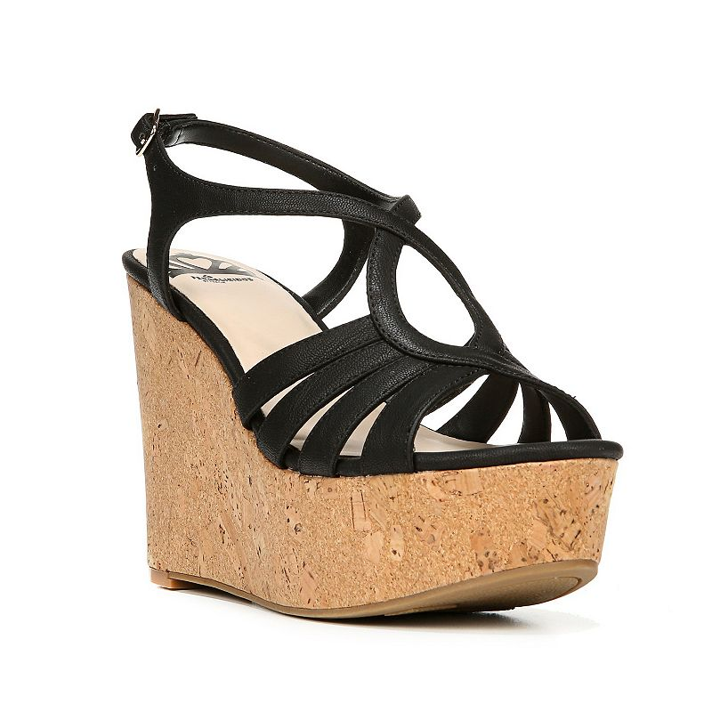 Fergalicious Roxine Women's Wedge Sandals
