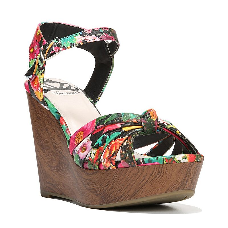 Fergalicious Willa Women's Wedge Sandals