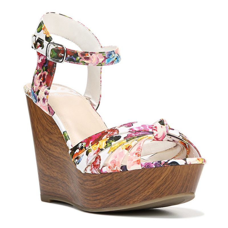 Fergalicious Willa Women's Wedge Sandals