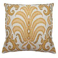 Sherry Kline Rustica Jacquard Throw Pillow