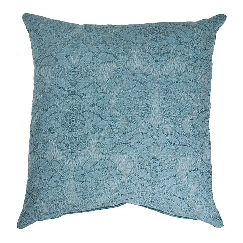 Sherry Kline Dierdre Chenille Jacquard Throw Pillow