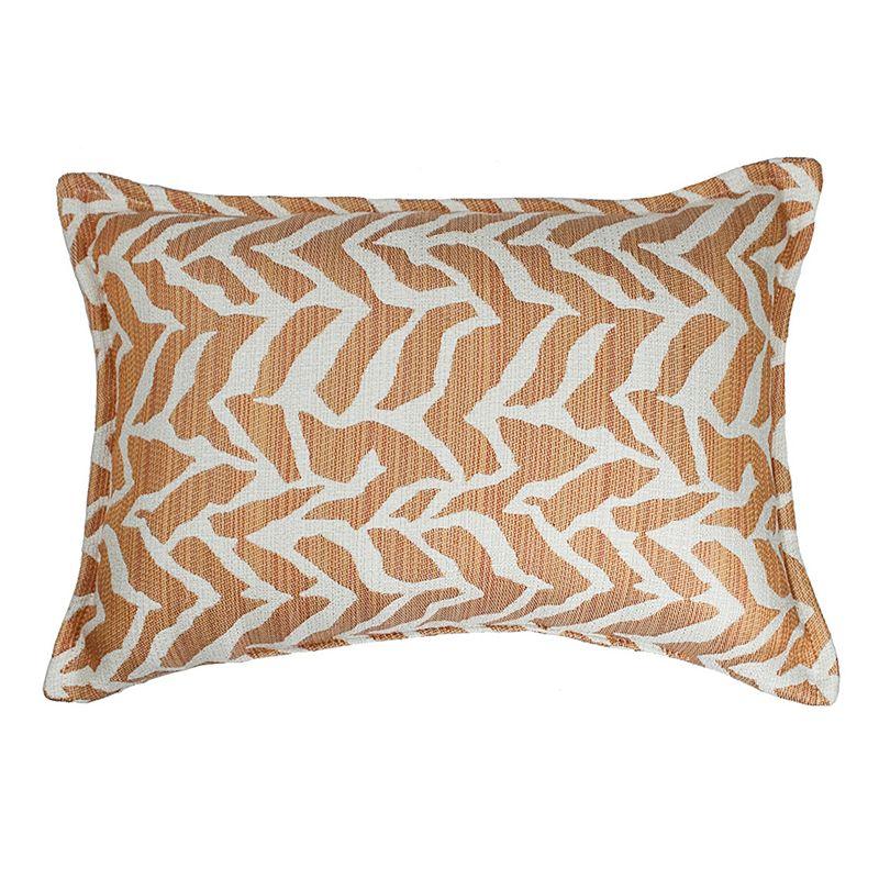 Sherry Kline Burke Boudoir Jacquard Oblong Throw Pillow