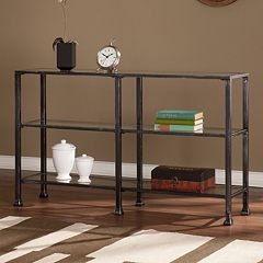 3-Tier Console Table by