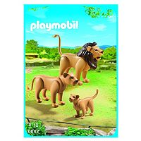 Playmobil Lion Family Set - 6642
