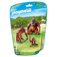 Playmobil Orangutan Family Set - 6648